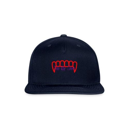 Join the Coven Fang - Snapback Baseball Cap