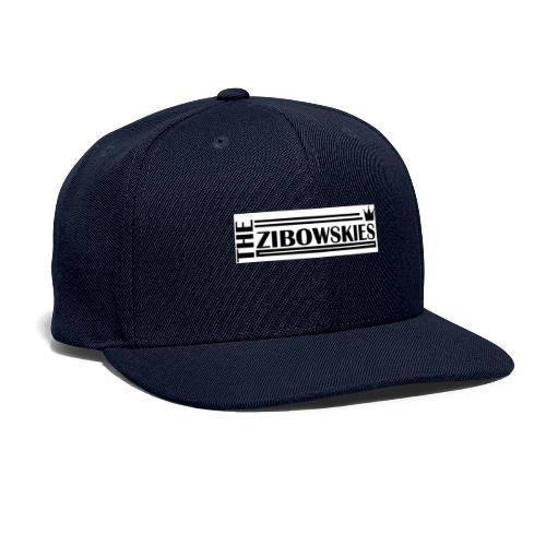 Zibowskies TM - Snapback Baseball Cap