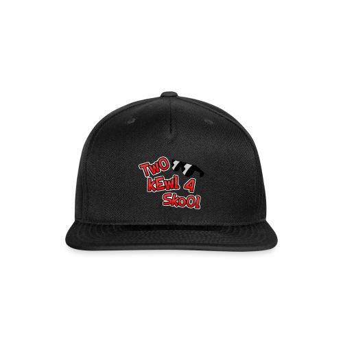 FotorCreated-bell - Snapback Baseball Cap