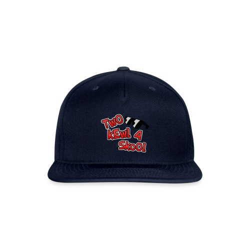 FotorCreated-bell - Snap-back Baseball Cap