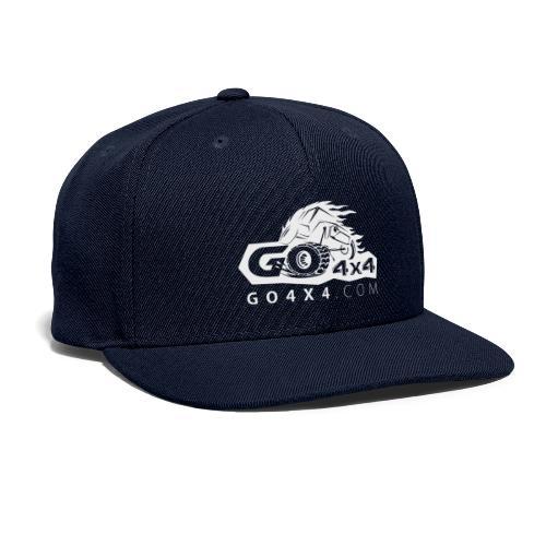 Go 4x4 Shop - Snapback Baseball Cap