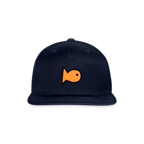 Charlytoons's fish - Snapback Baseball Cap