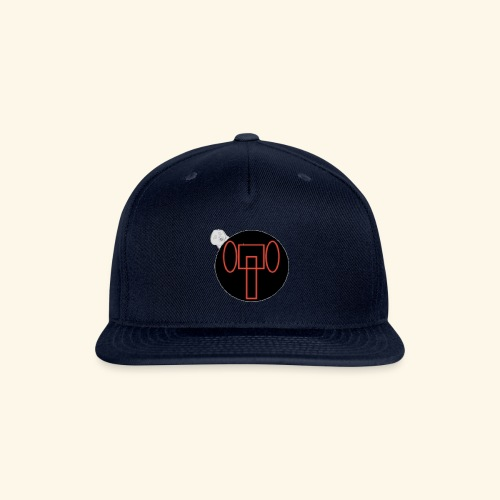 NeonElephant MAN - Snapback Baseball Cap