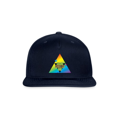 Zelda Made Me Gay - Snap-back Baseball Cap