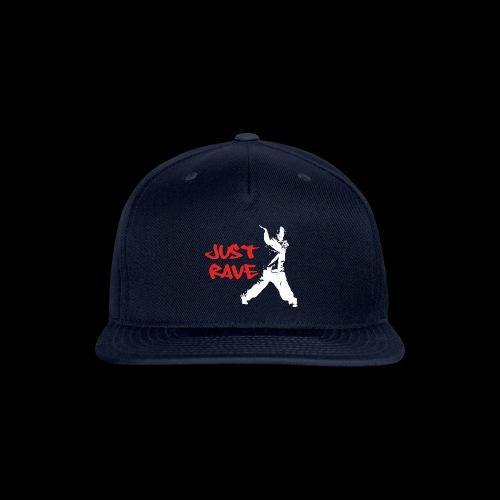 Just Rave! - Snap-back Baseball Cap