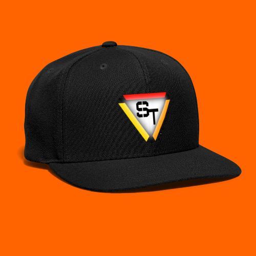 SarinTal Logo - Snapback Baseball Cap
