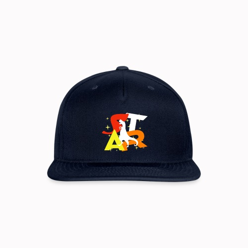 The DinoStar - Snap-back Baseball Cap