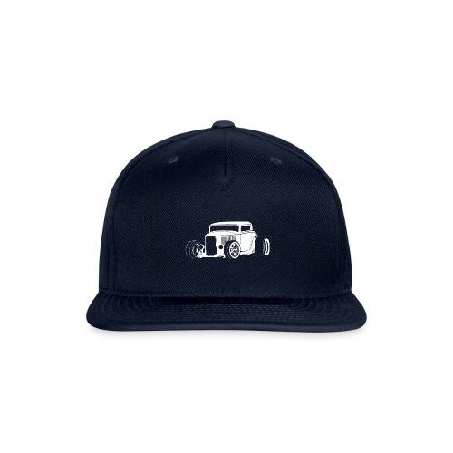 Classic American Hot Rod - Snapback Baseball Cap
