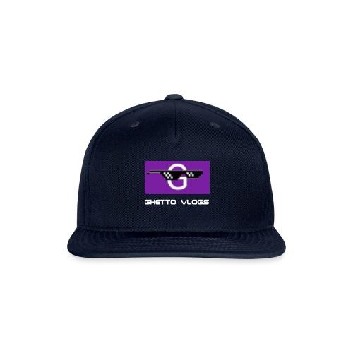 GhettoVlogs - Snapback Baseball Cap