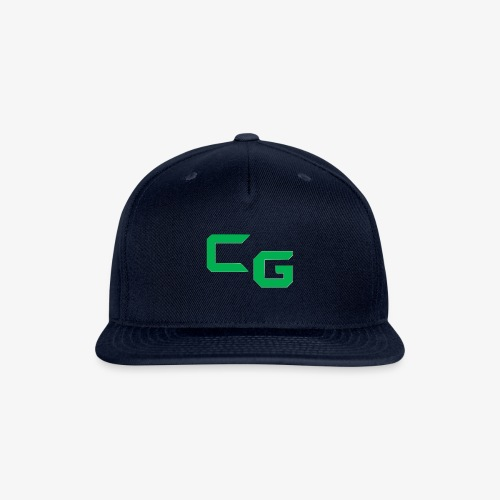 certifiedatol gaming logo - Snap-back Baseball Cap