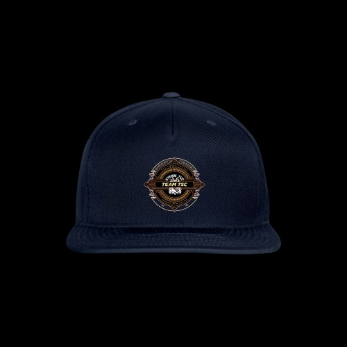Design 9 - Snap-back Baseball Cap