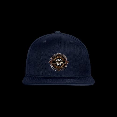 Design 9 - Snapback Baseball Cap