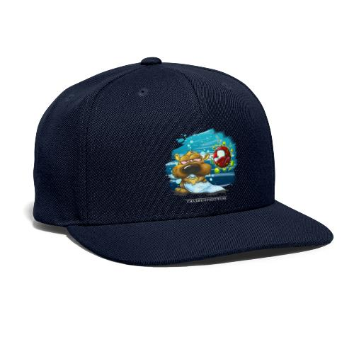 the tragic of life - Snapback Baseball Cap