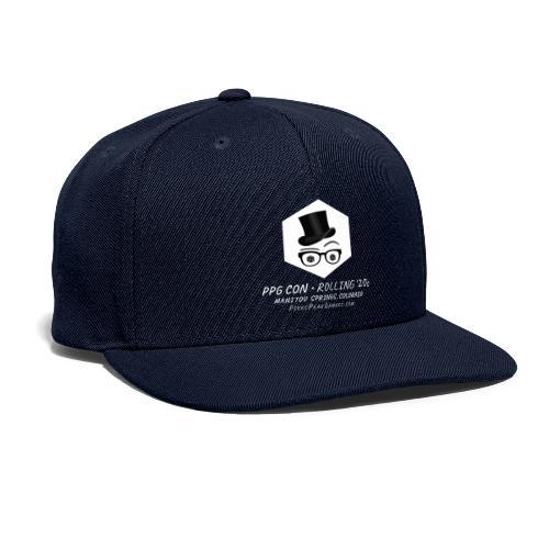 Pikes Peak Gamers Convention 2020 - Snapback Baseball Cap