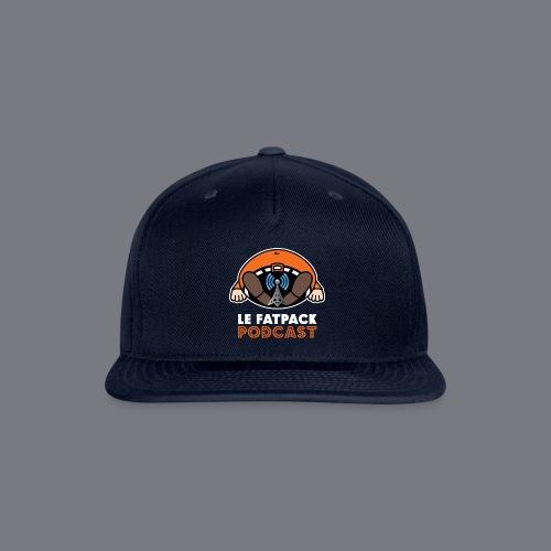 TB (1 logo) - Casquette de baseball Snapback