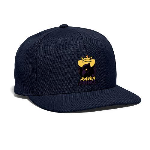 Modern xRavenPrincex Name/Logo - Snapback Baseball Cap