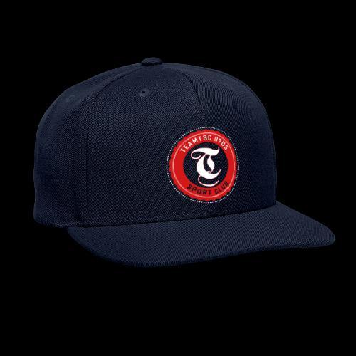 Badge 05a - Snapback Baseball Cap