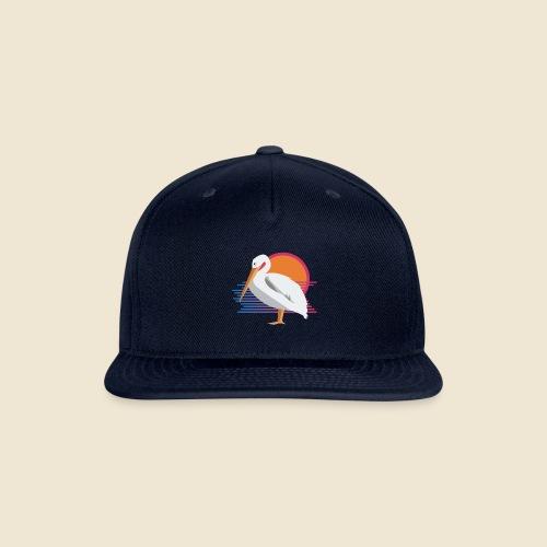 Pelican - Snapback Baseball Cap