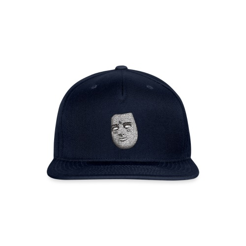 THE ILLennials Jeb Logo - Snapback Baseball Cap