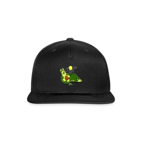 Awooocado - Snapback Baseball Cap
