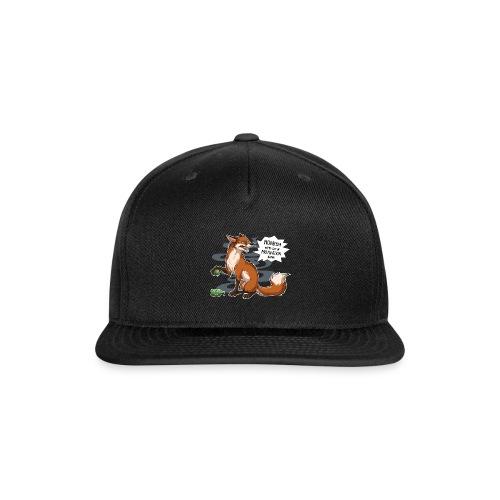 Out of Motivation - Snapback Baseball Cap