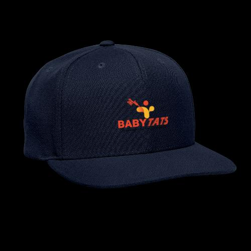 BABY TATS - TATTOOS FOR INFANTS! - Snapback Baseball Cap
