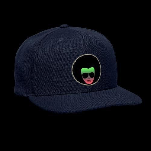 Afro Shades - Snapback Baseball Cap