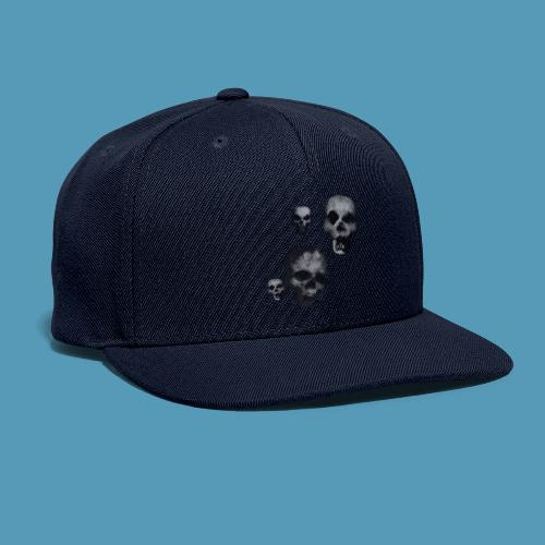 Bone skulls - Snapback Baseball Cap