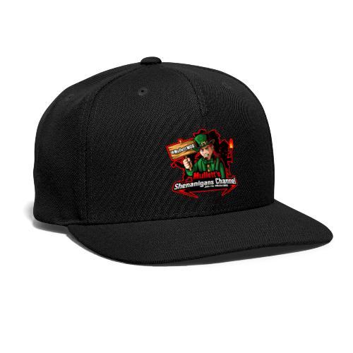#MullettMOB MERCH - Snapback Baseball Cap