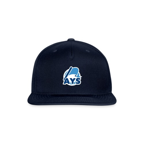AYS Logo - Snap-back Baseball Cap