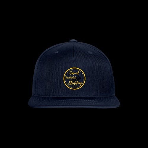 Casual MatMobile Edition - Snapback Baseball Cap