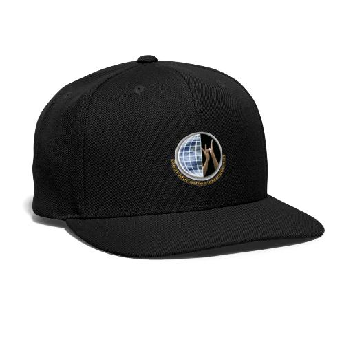 DMI Color Logo - Snap-back Baseball Cap