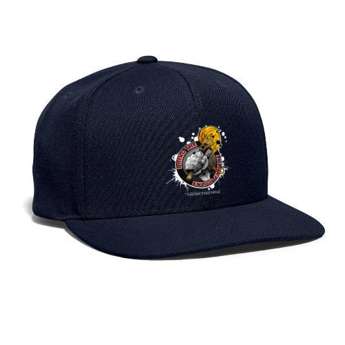 bring the enlightment - Snapback Baseball Cap