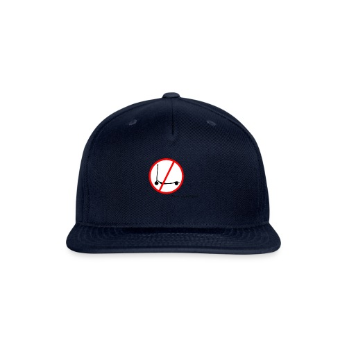 No scooter logo - Snapback Baseball Cap