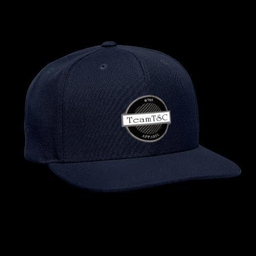 TeamTSC Badge - Snapback Baseball Cap
