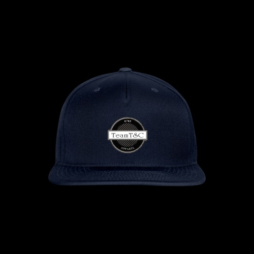 TeamTSC Badge - Snap-back Baseball Cap
