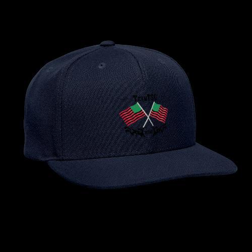 TSC 06 Flags - Snapback Baseball Cap
