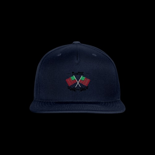TSC 06 Flags - Snap-back Baseball Cap
