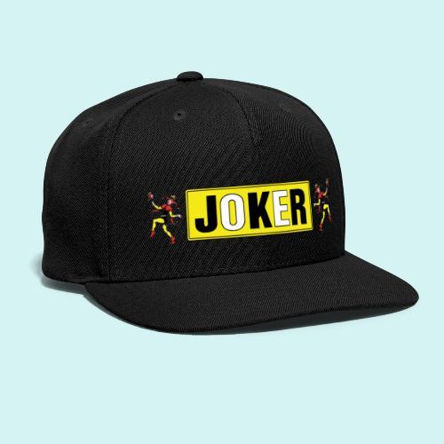 Dancing Joker YF - Snapback Baseball Cap
