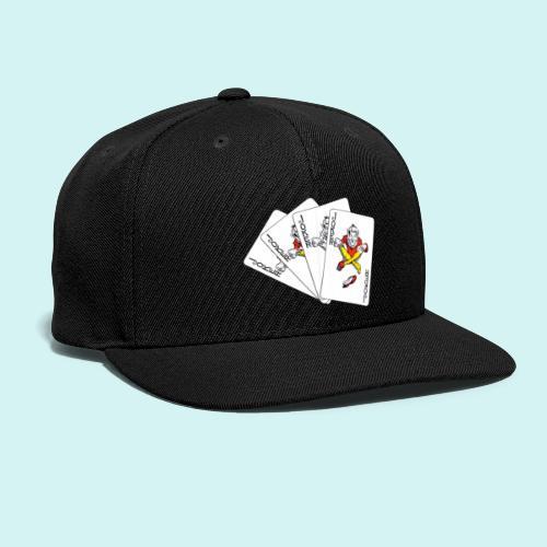Jokers deck - Snapback Baseball Cap