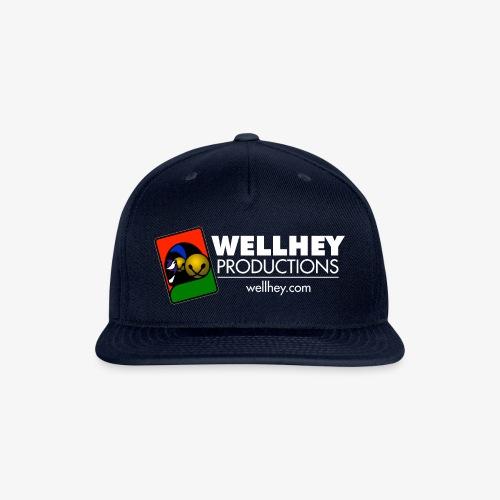 WHP Con Exclusive Shirt - Snapback Baseball Cap