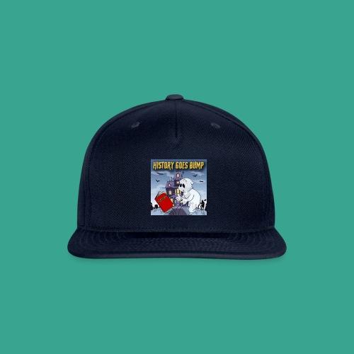 New HGB Logo - Snapback Baseball Cap