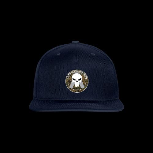 CAAG Alpha - Snapback Baseball Cap