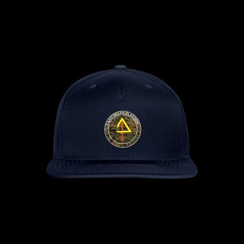CAAG Delta - Snapback Baseball Cap