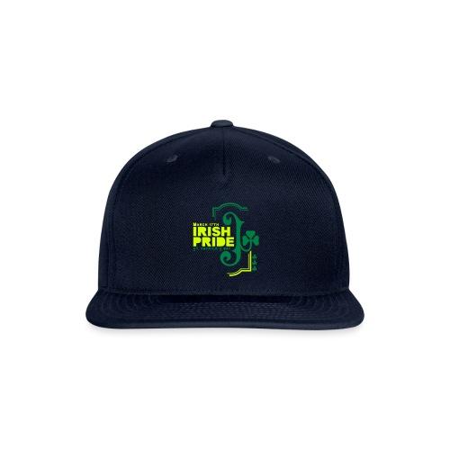 IRISH PRIDE - Snap-back Baseball Cap