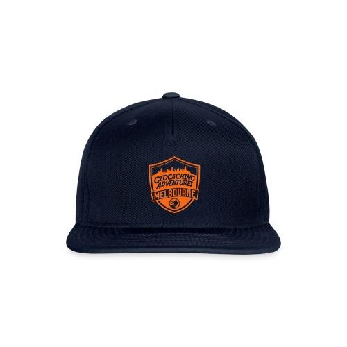 GCMelb vector - Snap-back Baseball Cap