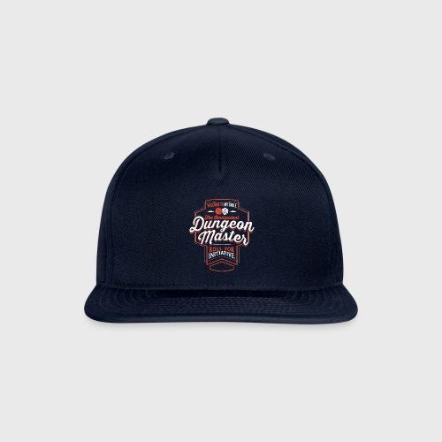 Dungeon Master - Snap-back Baseball Cap