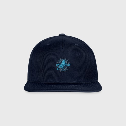 birdhouse in your soul they might be giant tmbg - Snapback Baseball Cap