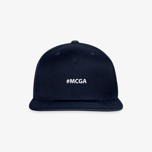 MCGA - Snap-back Baseball Cap