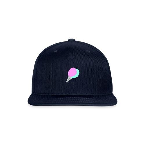 Cotton Candy - Snap-back Baseball Cap